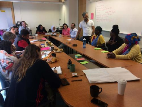 Workshop at Centre for Global Studies, UVic